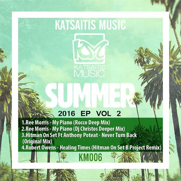 VA - Katsaitis Music Summer EP, Vol. 2 - [Katsaitis Music]