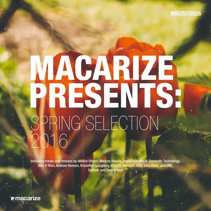 VA - Macarize Spring Selection 2016