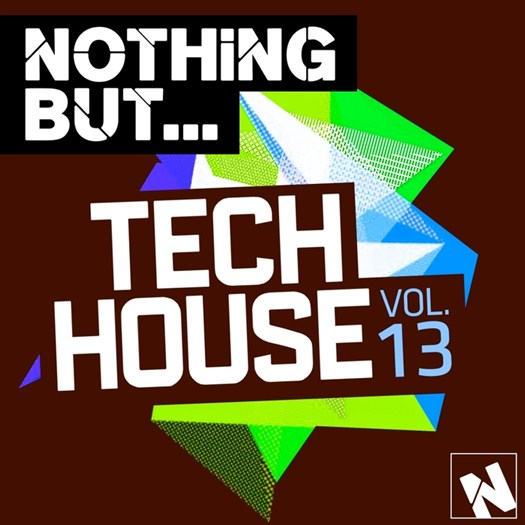 VA - Nothing But... Tech House Vol. 13 (2016)