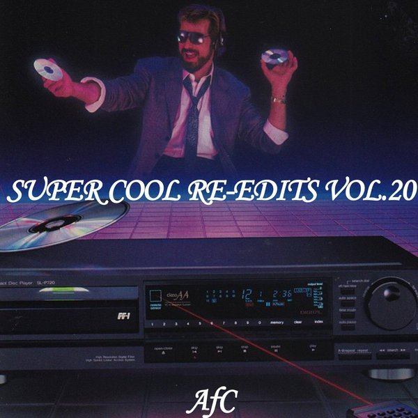 VA - SUPER COOL RE-EDITS VOL.20 - [Adam Funk Club]