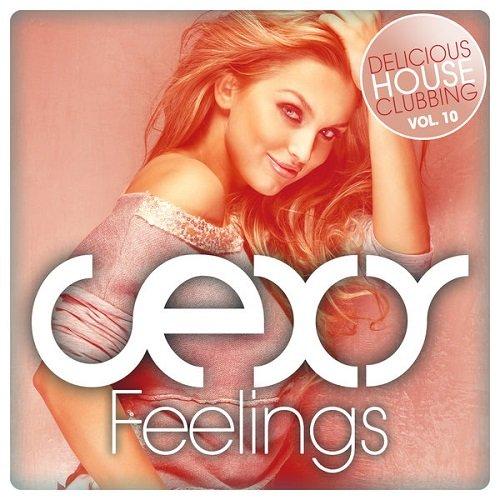 VA - Sexy Feelings: Delicious House Clubbing Vol.10 (2016)