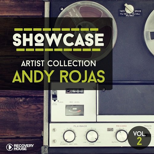 VA - Showcase: Artist Collection Andy Rojas Vol 2 (2016)