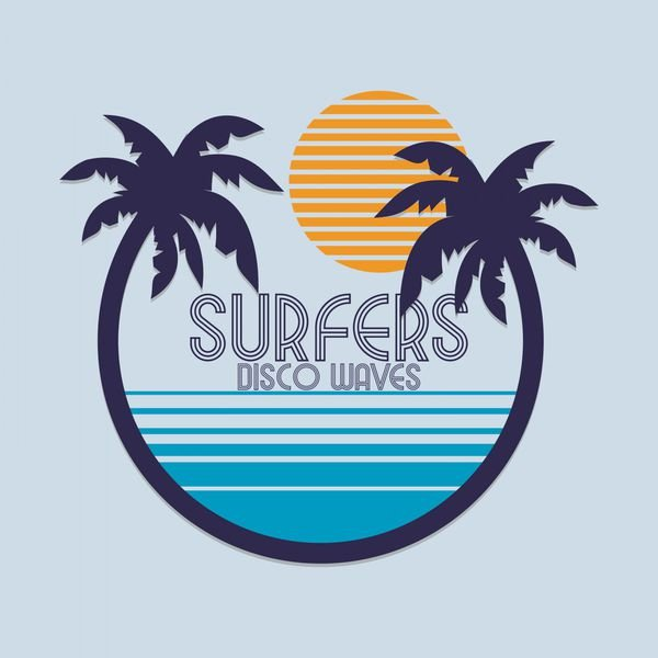 VA - Surfer's Disco Waves (2016)
