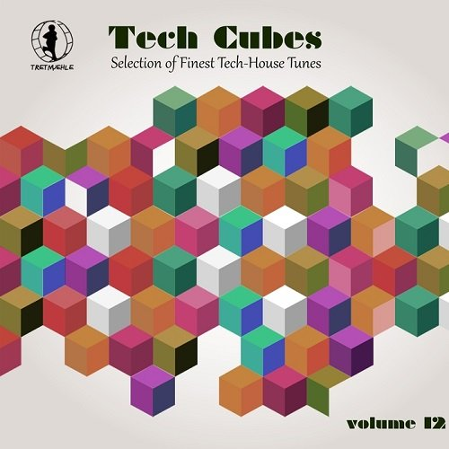 VA - Tech Cubes Vol 12 Selection Of Finest Tech-House Tunes! (2016)