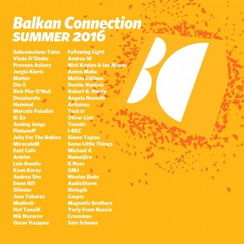 VA - Balkan Connection Summer 2016