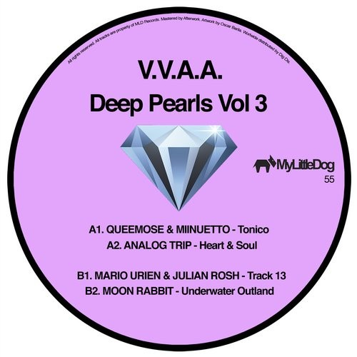 VA - Deep Pearls, Vol. 3 - [My Little Dog]