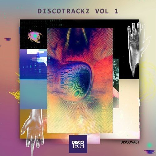 VA - Discotrackz Vol 1 (2016)