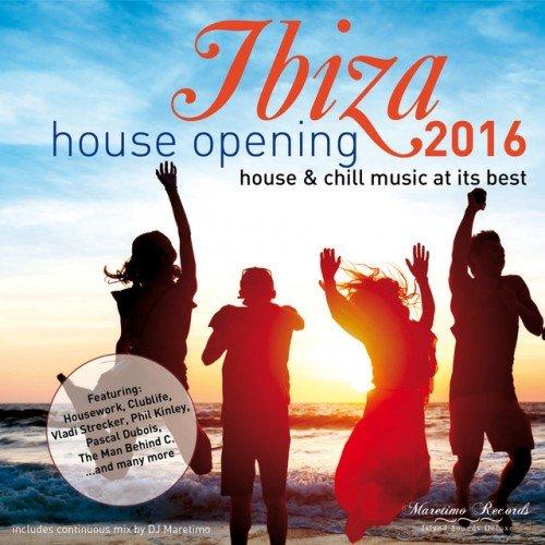 VA - Ibiza House Opening 2016