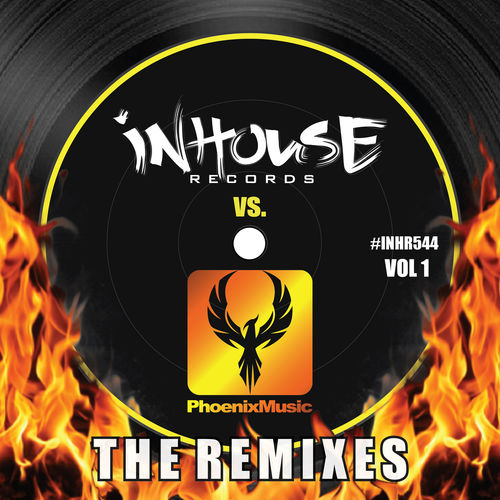 VA - InHouse Vs Phoenix (The Remixes) Volume 1 (2016)