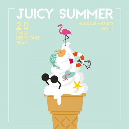 VA - Juicy Summer 20 Fresh Deep-House Beats Vol.1 (2016)