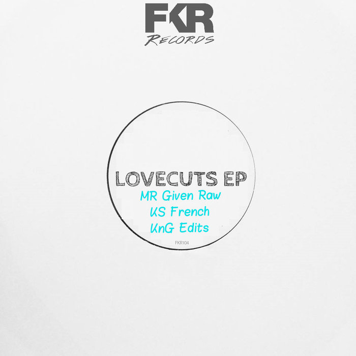 VA - LoveCuts EP (2016)