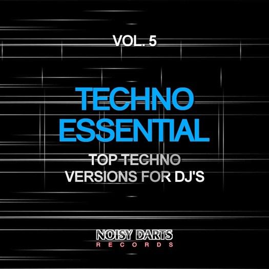 VA - Techno Essential, Vol. 5 (2016)