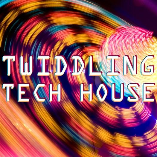 VA - Twiddling Tech House (2016)