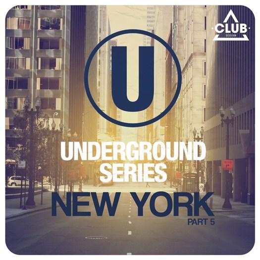 VA - Underground Series New York, Pt. 5 (2016)