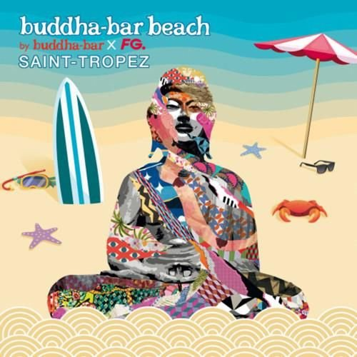 VA - Buddha-Bar Beach Saint-Tropez (2016)