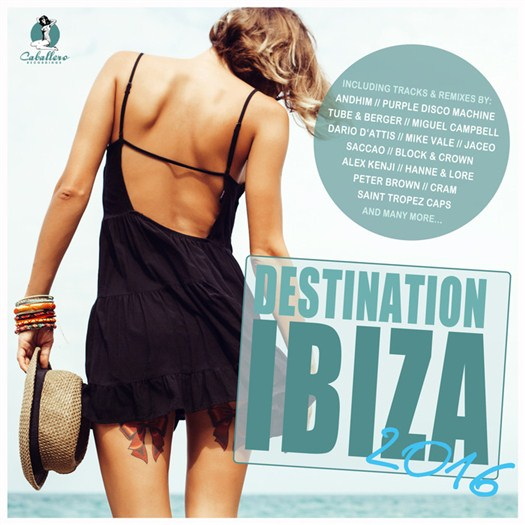 VA - Destination Ibiza 2016