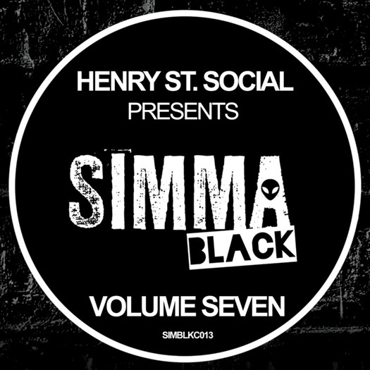 VA - Henry St. Social Pres. Simma Black, Vol. 7 (2016)