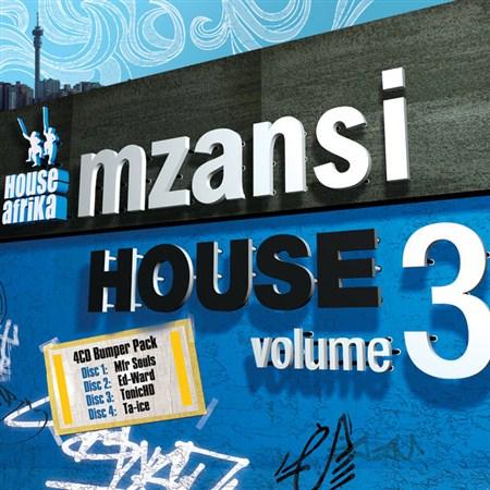 VA - Mzansi House Vol. 3 - [House Afrika]  (2016)