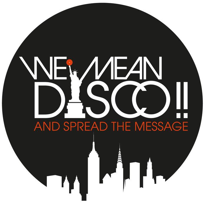 VA - Shifty Disco EP - [We Mean Disco!!] (2016)