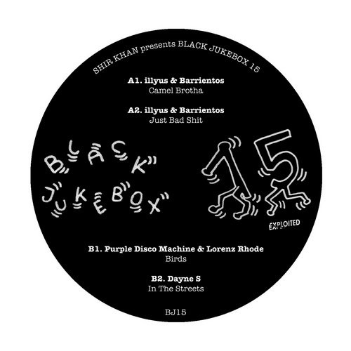 VA - Shir Khan Presents Black Jukebox 15 - [Exploited] (2016)