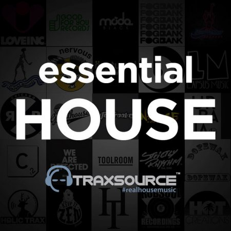 VA-Traxsource-House-Essentials-July-18th