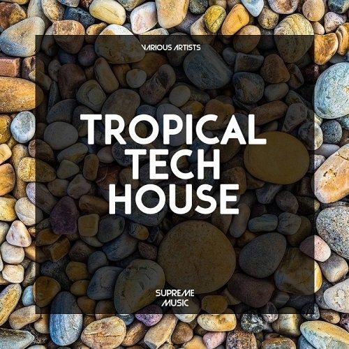 VA - Tropical Tech House (2016)