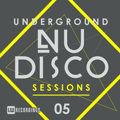 VA - Underground Nu-Disco Sessions Vol.5 (2016)
