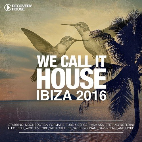 VA - We Call It House - Ibiza 2016