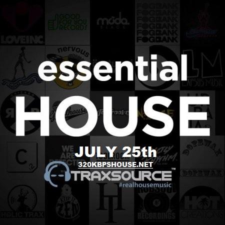VA-Traxsource-House-Essentials-July-25th