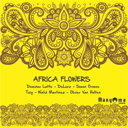 VA - African Flowers (2016)