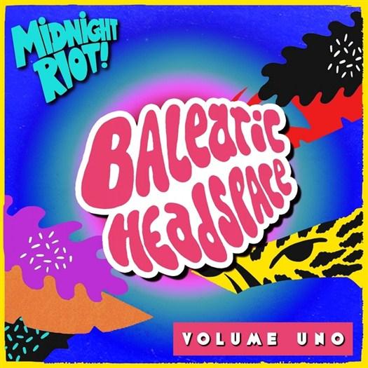 T J Kong Ride The Bomb: Balearic Headspace Vol 1 (2016