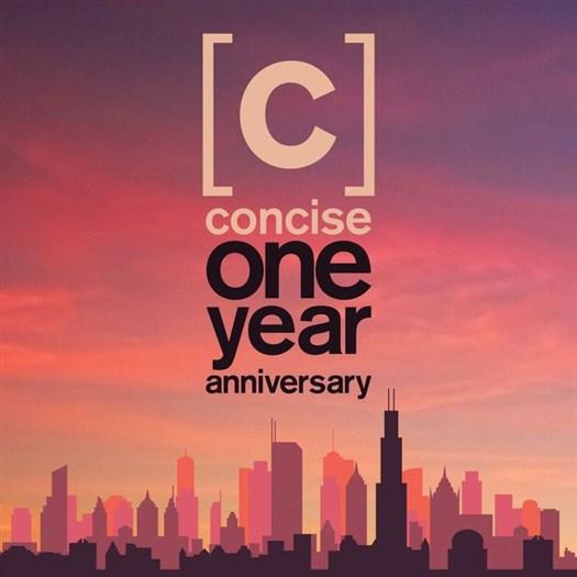 VA - Concise One Year Anniversary