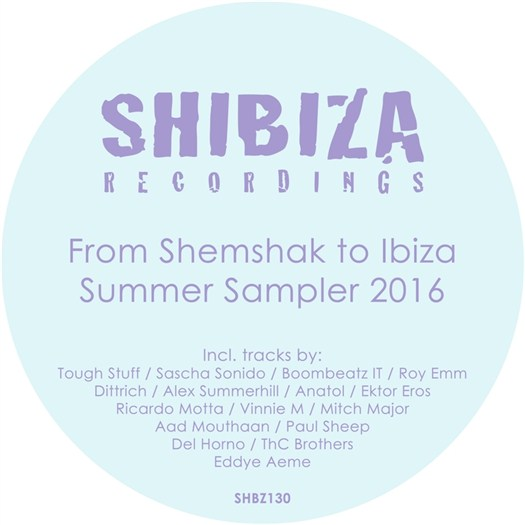 VA - From Shemshak To Ibiza (Summer Sampler 2016)