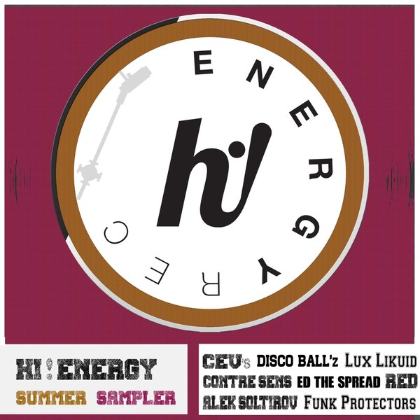 VA - Hi Energy Summer Sampler - [Hi! Energy Records]