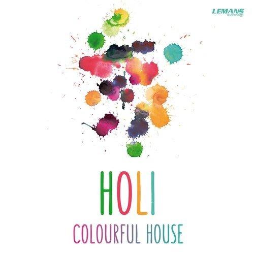 VA - Holi Colourful House (2016)