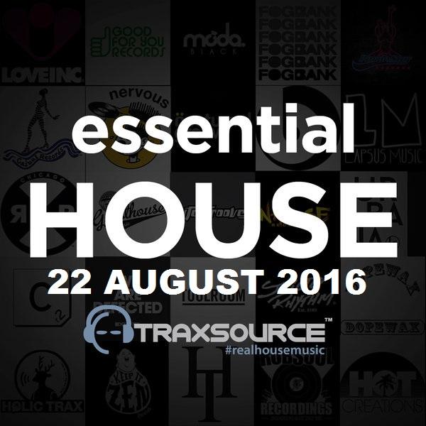 VA - House Essentials (August 22th) (2016)