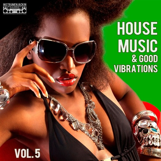 VA - House Music & Good Vibrations Vol 5 (2016)