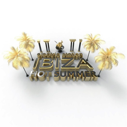 VA - IBIZA - HOT Summer (2016)