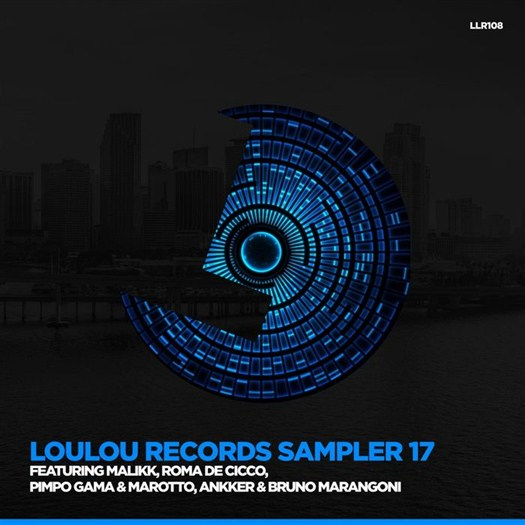 VA - LouLou Records Sampler Vol 17 (2016)