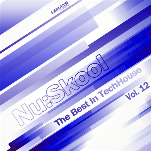 VA - NuSkool - The Best in Tech-House, Vol. 12 (2016)