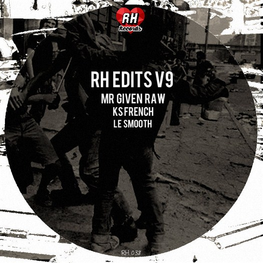 VA - RH Edits V9 - [Rebel Hearts] (2016)