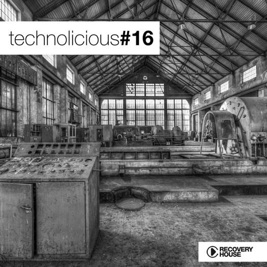 VA - Technolicious #16 (2016)