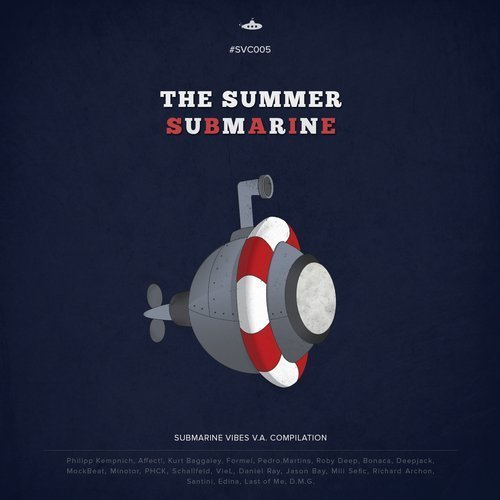 VA - The Summer Submarine V.A. Compilation (2016)
