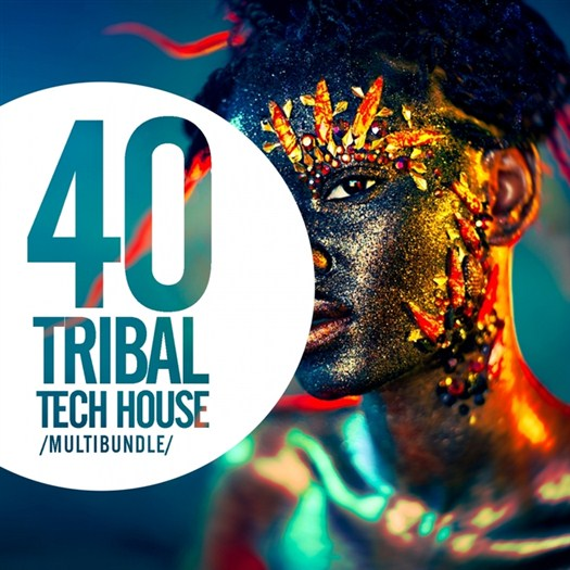 VA - 40 Tribal Tech House Multibundle (2016)