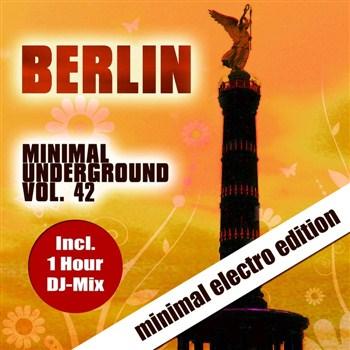 VA - Berlin Minimal Underground Vol 42 (2016)