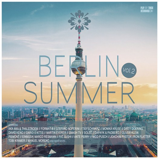 VA - Berlin Summer Vol. 2 (2016)