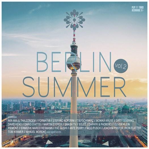 VA - Berlin Summer Vol. 2 (2016)