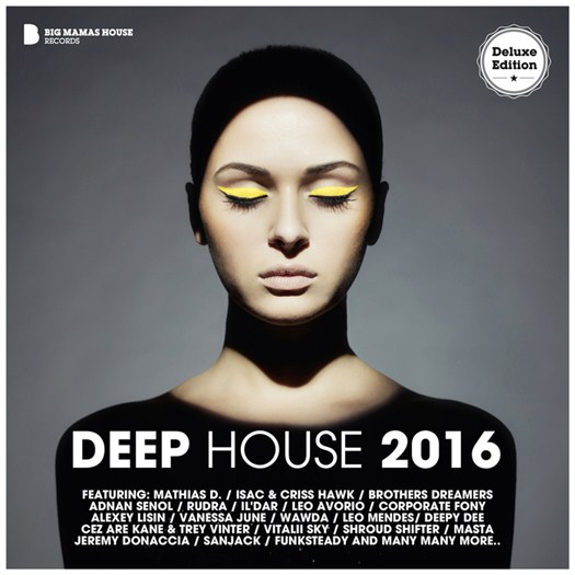VA - Deep House 2016 (Deluxe Version)
