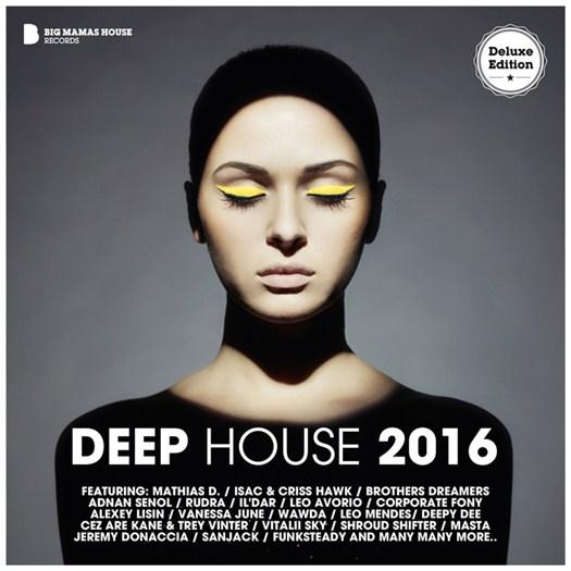 VA - Deep House 2016 (Deluxe Version)