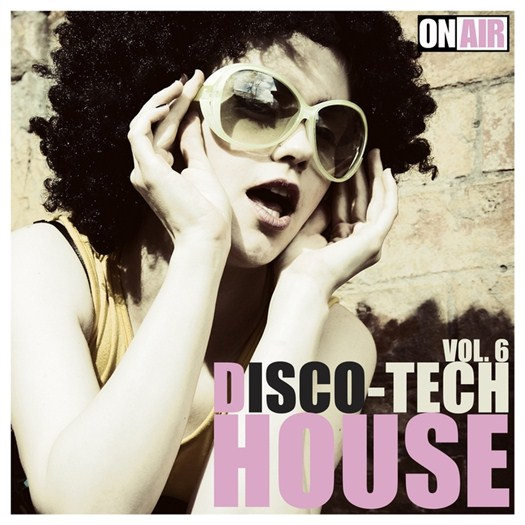 VA - Disco Tech House Vol. 6 (2016)